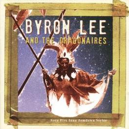 SOCA FIRE INNA JAMDOWN ST Audio CD, BYRON LEE, CD