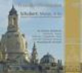 MASS IN E FLAT MAJOR.. .. D950/VESPERAE//KUHMEIER/MAYER/ROBINSON/STAATSKAPEL Audio CD, SCHUBERT/MOZART, CD