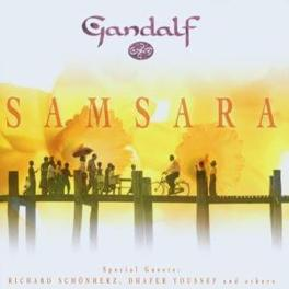 SAMSARA FT. RICHARD SCHONHERZ/DHAFER YOUSSEF/A.O. Audio CD, GANDALF, CD