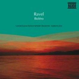BOLERO/RHAPSODIE ESPAGNOL C.S.RSO M. RAVEL, CD