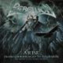 ARISE Audio CD, REBELLION, CD