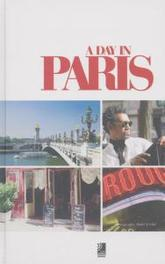 A DAY IN PARIS -EARBOOK- MINI EARBOOK: 1 CD + BOOK Audio CD, V/A, Hardcover