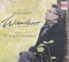 WANDERERFANTASIE MATTHIAS KIRSCHNEREIT F. SCHUBERT, CD
