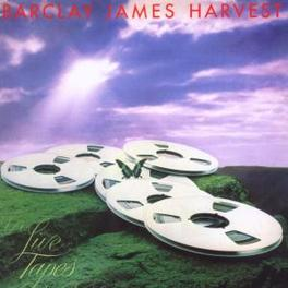 LIVE TAPES RECORDED OVER TWO TOURS IN 1976 AND 1977 Audio CD, BARCLAY JAMES HARVEST, CD