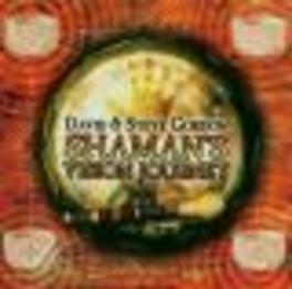 SHAMAN'S VISION JOURNEY Audio CD, GORDON, DAVID & STEVE, CD
