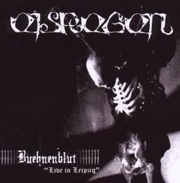 BUHNENBLUT -LIVE IN.. .. LEIPZIG- Audio CD, EISREGEN, CD