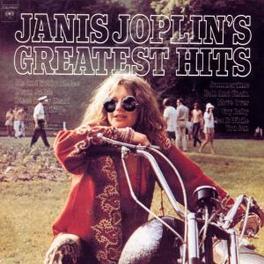 GREATEST HITS Audio CD, JANIS JOPLIN, CD