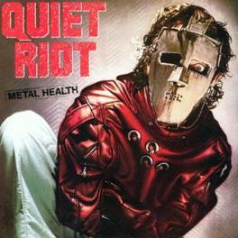 METAL HEALTH -REMAST- INCL. BONUS TRACKS Audio CD, QUIET RIOT, CD