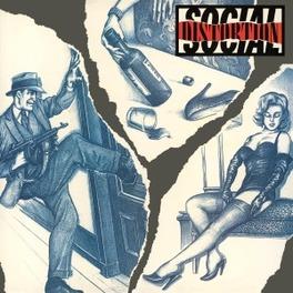 SOCIAL DISTORTION 180 GRAM AUDIOPHILE PRESSING // INSERT SOCIAL DISTORTION, LP