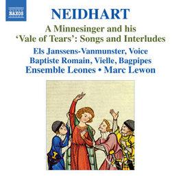 A MINNESINGER AND HIS VAL JANSSENS-VANMUNSTERS NEIDHART, CD