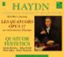 COMPLETE QUATUORS VOL.2 O QUATUOR FESTETICS Audio CD, J. HAYDN, CD
