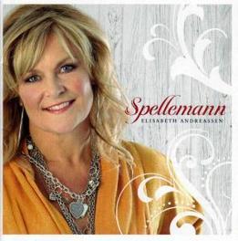 SPELLEMANN ELISABETH ANDREASSEN, CD