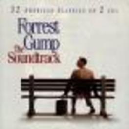 FORREST GUMP W/ELVIS PRESLEY, D.EDDY, JOAN BAEZ, DOORS, A.FRANKLIN Audio CD, OST, CD