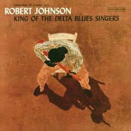 KING OF THE.. -REMAST- .. DELTA BLUES SINGERS // INCL. 1 BONUSTRACK Audio CD, ROBERT JOHNSON, CD