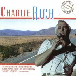 COUNTRY LEGEND Audio CD, CHARLIE RICH, CD