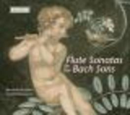 FLUTE SONATAS BY THE BACH EWALD DEMEYERE, BARTHOLD KUIJKEN Audio CD, BACH, W.F. & J.C.F., CD