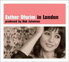 IN LONDON ON CD FOR THE 1ST TIME W/3 BONUS TRACKS Audio CD, ESTHER OFARIM, CD