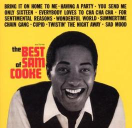 BEST OF -REMAST/BONUS TR- INCL. 3 BONUS TRACKS Audio CD, SAM COOKE, CD
