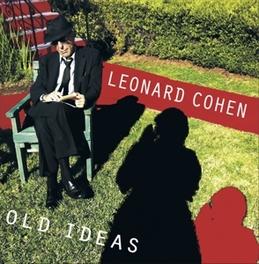 OLD IDEAS -LP+CD- LP + CD LEONARD COHEN, Vinyl LP