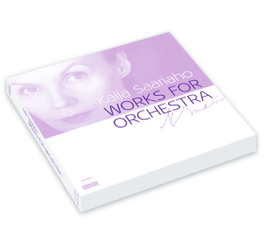 WORKS FOR ORCHESTRA FREUND/KOMSI/MATTILA/RANTANEN, A.O. K. SAARIAHO, CD