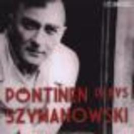 POENTINEN SPIELT SZYMANOW ROLAND POENTINEN Audio CD, K. SZYMANOWSKI, CD
