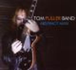 ABSTRACT MAN Audio CD, TOM BAND FULLER, CD