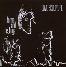FORMS AND FEELINGS CLASSIC 1969 PSYCHEDELIC ALBUM Audio CD, LOVE SCULPTURE, CD