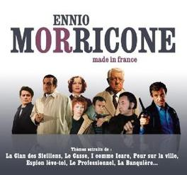 MADE IN FRANCE 2CD BOX SET + POSTER Audio CD, ENNIO MORRICONE, CD