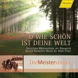 O WIE SCHON IST DEINE.. BREUNINGER/DIE MEISTERSINGER Audio CD, DIE MEISTERSINGER, CD