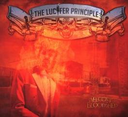 WELCOME TO BLOODSHED.. .. -DIGI- Audio CD, LUCIFER PRINCIPLE, CD