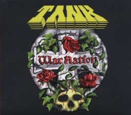 WAR NATION MICK TURNER,CLIFF EVANS,DOOGIE WHITE,CHRIS DALE&STEVE D TANK, CD