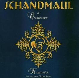KUNSTSTUCK Audio CD, SCHANDMAUL, CD