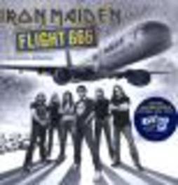 FLIGHT 666 -PD- IRON MAIDEN, LP