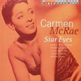 STAR EYES Audio CD, CARMEN MCRAE, CD