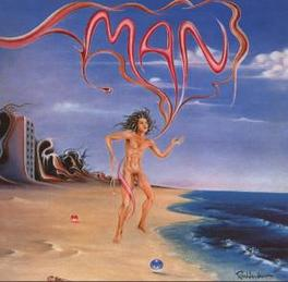 MAN RE-ISSUE OF 1970 (2ND) ALBUM Audio CD, MAN, CD