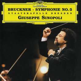SYMPHONY NO.5 W/STAATSKAPELLE DRESDEN, GIUSEPPE SINOPOLI Audio CD, A. BRUCKNER, CD