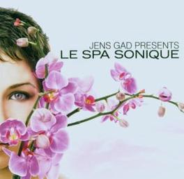 LE SPA SONIQUE Audio CD, JENS GAD, CD