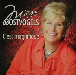 CEST MAGNIFIQUE Audio CD, MIEN OOSTVOGELS, CD