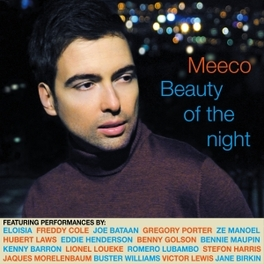 BEAUTY OF THE NIGHT MEECO, CD