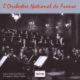 ARCHIVES ONF ORCHESTRE NATIONAL DE FRANCE Audio CD, BEETHOVEN/MAHLER/ARCHIVEF, CD