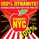 100% DYNAMITE NYC *DANCEHALL REGGAE MEETS RAP IN NEW YORYK CITY*/PT.1 & 2
