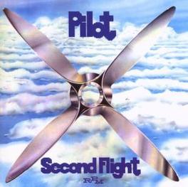 SECOND FLIGHT REMASTERED 1975 ALBUM W/4 BONUS TRACKS Audio CD, PILOT, CD