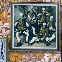 MANIA BALLKANIKE Audio CD, KAPSAMUN, CD