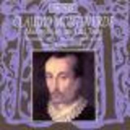 MADRIGALI SUI TESTI DEL T ENSEMBLE CONCERTO ITALIANO/RINALDO ALESSANDRINI Audio CD, C. MONTEVERDI, CD