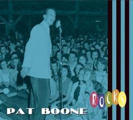 ROCKS INCL. 48PG. BOOKLET Audio CD, PAT BOONE, CD