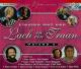 LIEDJES MET EEN LACH &..1 .. EEN TRAAN VOL.1 Audio CD, V/A, CD