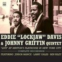 LIVE AT MINTON'S.. .. PLAYHOUSE IN NEW YORK CITY - COMPLETE RECORDINGS