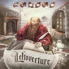 LEFTOVERTURE -REMAST- INCL. 2 LIVE BONUS TRACKS Audio CD, KANSAS, CD
