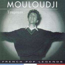 TOUJOURS Audio CD, MOULOUDJI, CD