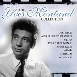 COLLECTION -40TR- TR:AMOUR MON CHER AMOUR/CHAMPION DU MONDE/BAL PETIT BAL Audio CD, YVES MONTAND, CD